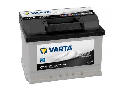 Varta Black Dynamic 12V 53Ah 500A 553 401 050