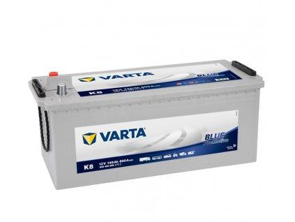 Varta Promotive Blue 12V 140Ah 800A 640 400 080