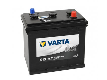Varta Promotive Black 6V 140Ah 720A 140 023 072