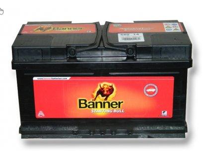 Banner Starting Bull 12V 80Ah 660A