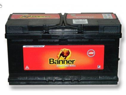 Banner Starting Bull 12V 95Ah 720A