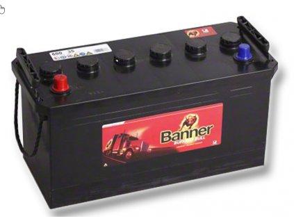 Banner Buffalo Bull 12V 100Ah 600A 600 35