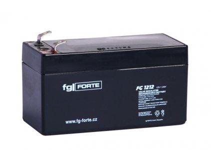 fgFORTE 12V 1,2Ah FG1212