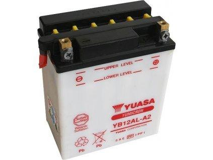 Yuasa Yumicron 12V 12Ah 165A YB12AL-A2