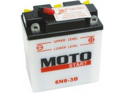 Motostart Standart 6V 6Ah 6N6-3B