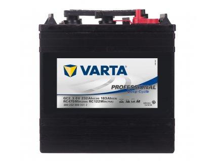 Varta Professional Deep Cycle 6V 232Ah 300 232 000