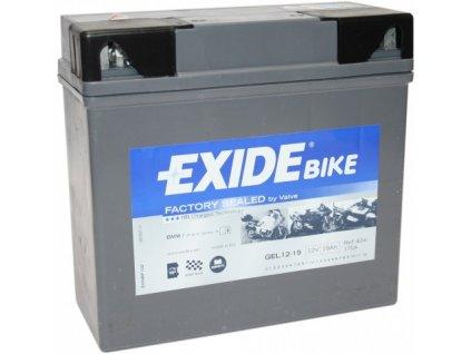 EXIDE 12V 19Ah GEL12-19