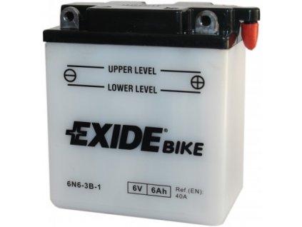 EXIDE 6V 6Ah 6N6-3B-1