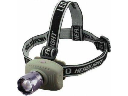 svítilna LED 3W, 3xAAA