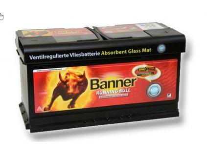 Banner Running Bull 12V 92Ah 850A