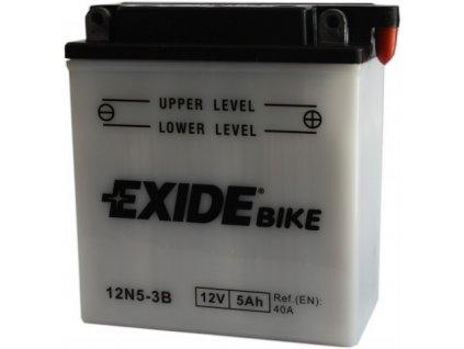 EXIDE 12V 5Ah 12N5-3B