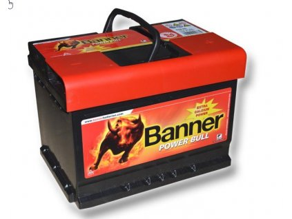 Banner Power Bull 12V 60Ah 540A