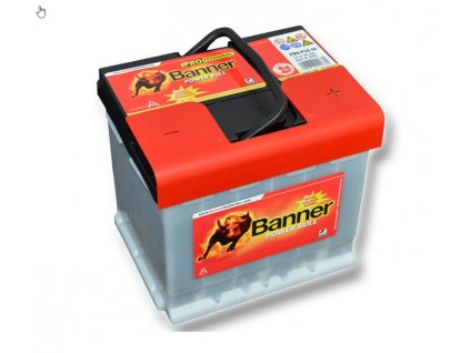 Banner Power Bull PROfessional 12V 50Ah 420A