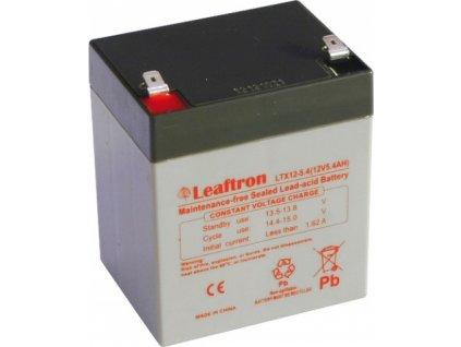 Staniční baterie, záložní zdroj LEAFTRON LTX12-5.4 T2  12V 5,4Ah