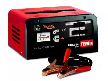 Nabíječka Telwin ALASKA 150 START 12V 15A