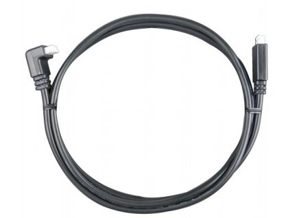 VE.Direct cable 0.9m one side right angle
