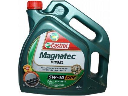 castrol 5w 40 dpf
