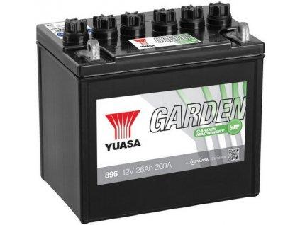 Yuasa Garden 12V 26Ah 200A 896