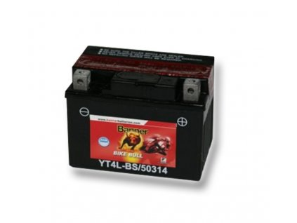 YT4L BS, 3Ah, 12V BATTERY EXPERT