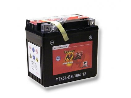 YTX5L BS, 4Ah, 12V BATTERY EXPERT