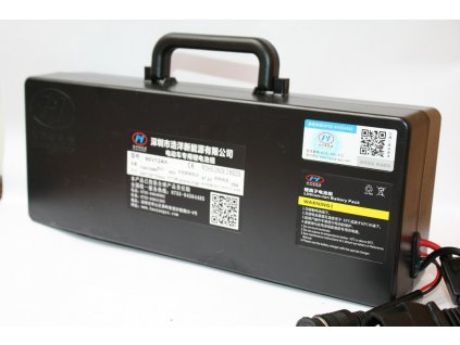 Baterie li-ion  60V 12Ah ELBS