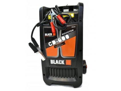 Startovací vozík Black HD-600 12/24V