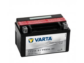 Varta AGM 12V 6Ah 105A 506 015 005 YTX7A-BS