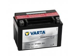 Varta AGM 12V 8Ah 135A 508 012 008 YTX9-BS