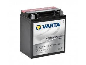 Varta AGM 12V 14Ah 210A 514 901 022 YTX16-BS-1