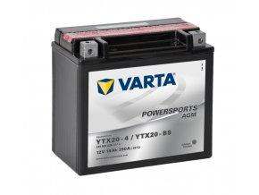 Varta AGM 12V 18Ah 250A 518 902 026 YTX20-BS