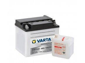 Varta freshpack 12V 8Ah 110A 507 101 008 YB7C-A