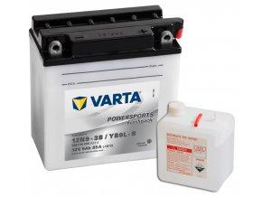 Varta freshpack 12V 9Ah 85A 509 015 008 12N9-3B