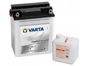 Varta freshpack 12V 12Ah 160A 512 011 012 12N12A-4A-1