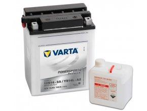 Varta freshpack 12V 14Ah 190A 514 011 014 YB14L-A2