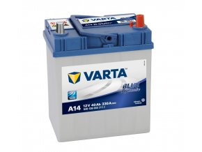 Varta Blue Dynamic 12V 40Ah 330A 540 126 033