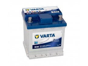 Varta Blue Dynamic 12V 44Ah 420A 544 401 042