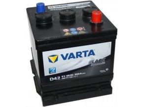 Varta Black Dynamic 6V 66Ah 360A 066 017 036