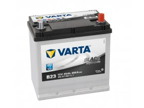 Varta Black Dynamic 12V 45Ah 300A 545 077 030