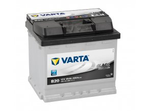 Varta Black Dynamic 12V 45Ah 400A 545 413 040
