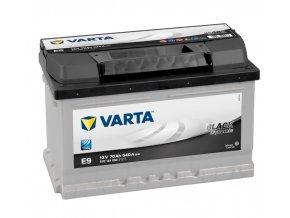 Varta Black Dynamic 12V 70Ah 640A 570 144 064