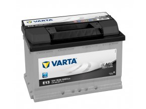 Varta Black Dynamic 12V 70Ah 640A 570 409 064