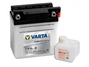 Varta freshpack 12V 3Ah 30A 503 013 001 YB3L-B