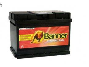 Banner Starting Bull 12V 60Ah 480A