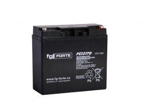 Staniční baterie,záložní zdroj fgFORTE 12V 17Ah