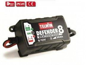 Nabíječka TELWIN DEFENDER 8 6/12V 0,75A