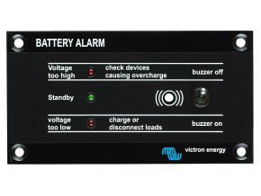 Remote Panel Battery Alarm front 300dpi