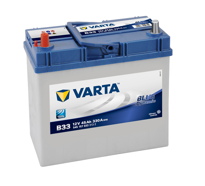 Varta Blue Dynamic 12V 45Ah 330A 545 157 033