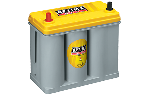 Optima Yellow Top S-2.7J 12V 38Ah 460A