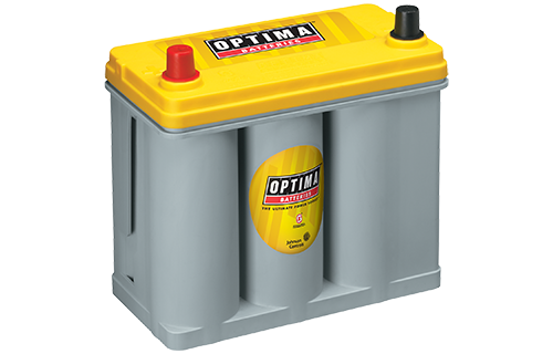 Optima Yellow Top S-2.7 12V 38Ah 460A