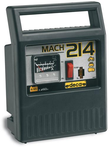 Nabíječka Mach 214 6/12V 2,5/2,5A